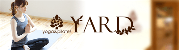 【YARD】ヨガ・ピラティス専門スタジオ